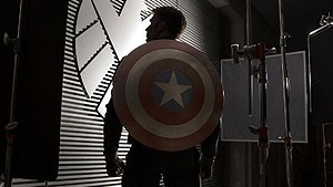 Captain America 2: The Winter Soldier - 2D