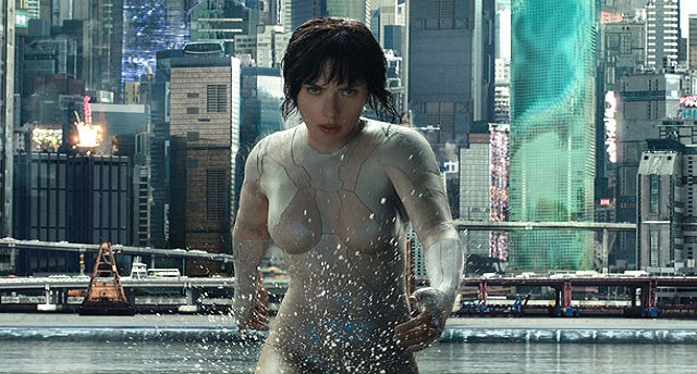 Ghost in the Shell - 3D