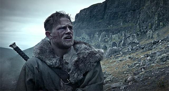 Kong Arthur: Legenden om sværdet - 3D