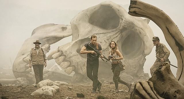 Kong: Skull Island - 3D