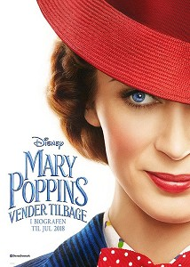 Mary Poppins Vender Tilbage - Dk Tale