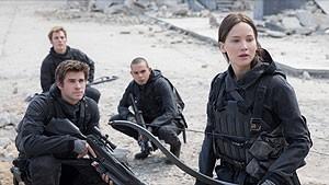 The Hunger Games: Mockingjay - 2. del - 3D