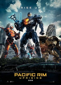 Pacific Rim: Uprising - 3D