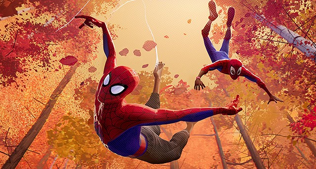 Spider-Man: Into The Spider-Verse - Eng Tale