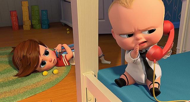 The Boss Baby - DK tale - 3D