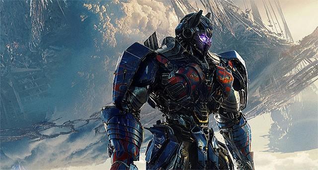 Transformers: The Last Knight - 3D
