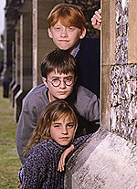 Harry Potter 1 - de vises sten