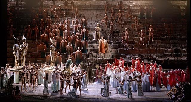 OPERAKINO 2018: Aida (Madrid)