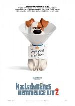 Kæledyrenes hemmelige liv 2 - 3D - Dk Tale