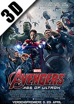 Avengers: Age of Ultron - 3D
