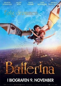 Ballerina - DK tale