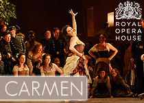 Royal Opera House 2013 - Carmen