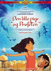 Den lille pige og profeten - DK tale