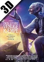 Den Store Venlige K�mpe - DK tale - 3D