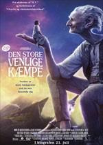 Den Store Venlige K�mpe - DK tale - 2D