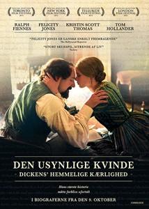 Den Usynlige Kvinde - Dickens Hemmelige Kærlighed