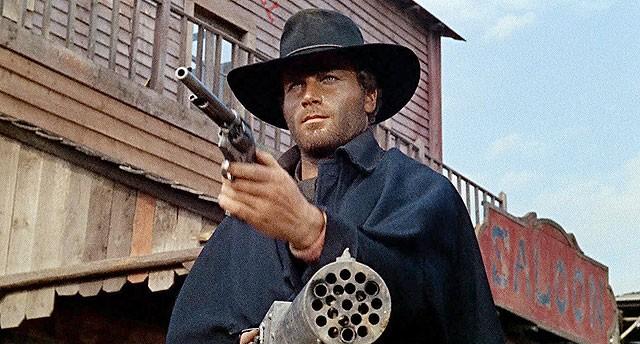 Django, Vestens hævner - CIN