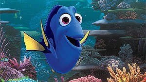 Find Dory - Eng. tale