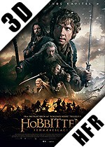 Hobbitten: Femh�reslaget - 3D HFR