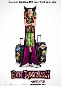 Hotel Transylvania 3 - DK tale - 3D