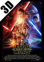 Star Wars VII - The Force Awakens - 3D