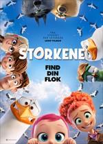 Storkene - DK tale - 2D