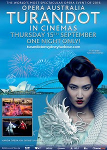 Cinemalive 2016 - Turandot