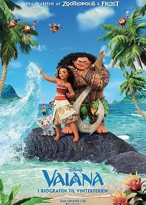 Vaiana - DK tale - 3D
