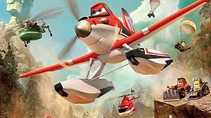 Flyvemaskiner 2 - Redningsaktionen - Org. tale - 2D