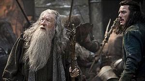 Hobbitten: Femhæreslaget - 3D