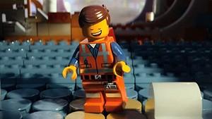 Børnebio / LEGO filmen - Et klodset eventyr - DK tale - 3D