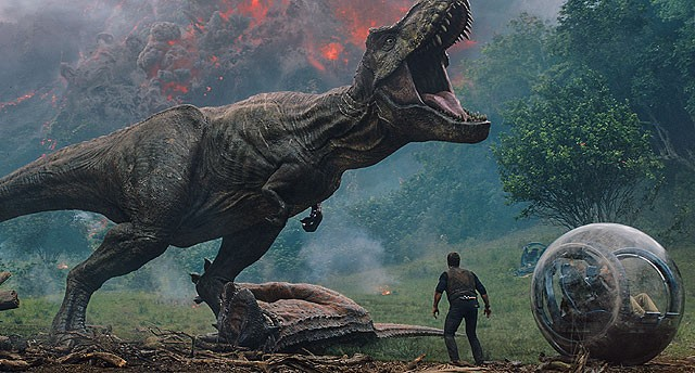 Jurassic World: Fallen Kingdom - 3D