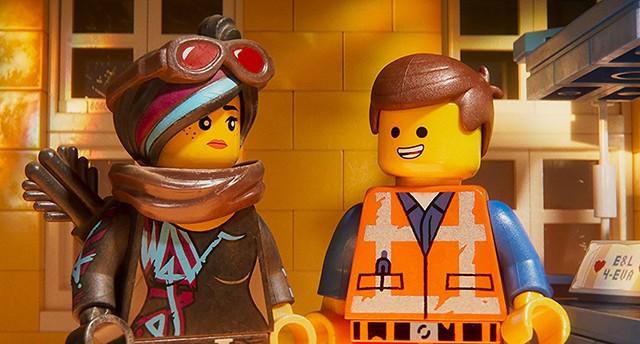 LEGO Filmen 2 - Dk Tale - 3D