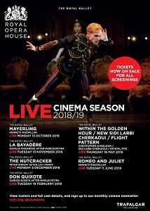 Don Quixote - Royla Opera House