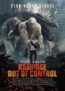 Rampage Out of Control - 3D