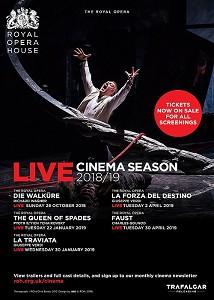 Valkyrien - Royal Opera House