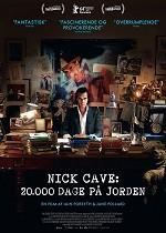 Nick Cave: 20.000 dage på jorden - CIN