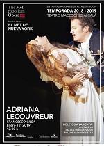 The Met 2019: Adriana Lecouvreur