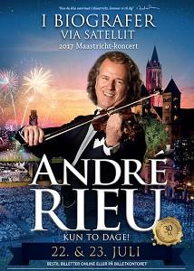 André Rieu 2017 – Sommerkoncert fra Maastricht