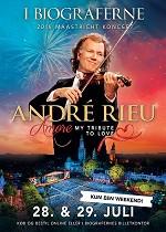 André Rieu 2018 Maastricht Koncerter Juli