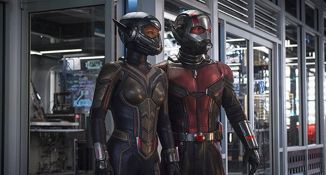 Ant-Man and the Wasp - 2D