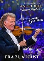 ANDRE RIEU: Magiske Maastrich - sammen i musikken
