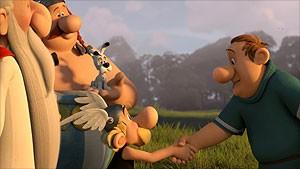 Asterix: Byplanlæggeren - DK tale - 2D