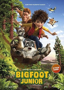 Bigfoot Junior - DK tale