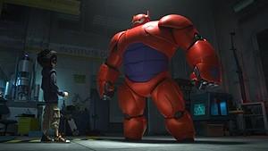 Big Hero 6 - DK tale - 2D