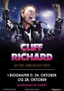 Cliff Richard 60 års jubilæums tour