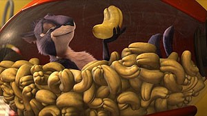 Det Store Nøddekup - DK tale - 2D