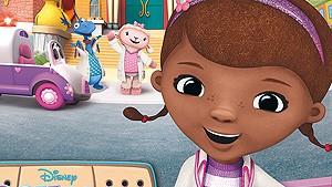 Disney Junior - Doktor McStuffins: Legetøjshospitalet