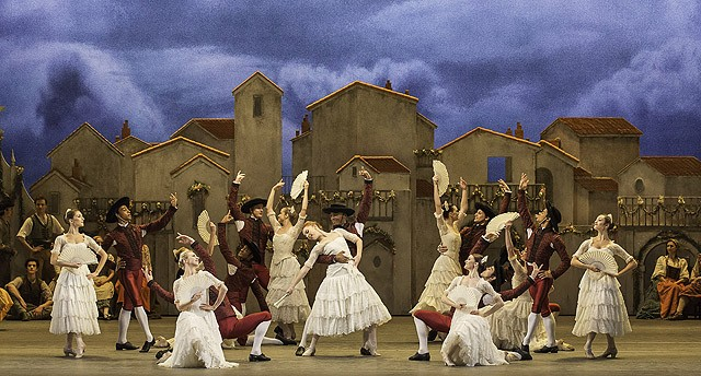 Don Quixote - Royla Opera House