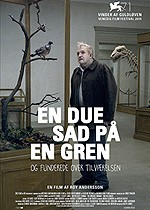 En due sad p� en gren og funderede over tilv�relsen